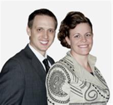 Nathan and Tanya Harrod