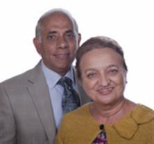 Prince and Suzana Mathiasz