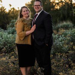 David & Sherri Strader