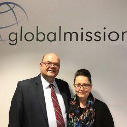 John and Susan Beek